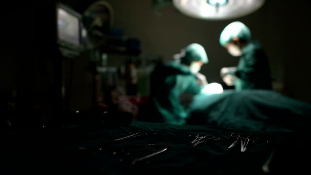 operating room - surgeon stock videos & royalty-free footage