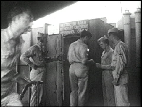 able and baker day tests bikini atoll summer 1946 19 of 25 - bikini atoll stock videos & royalty-free footage