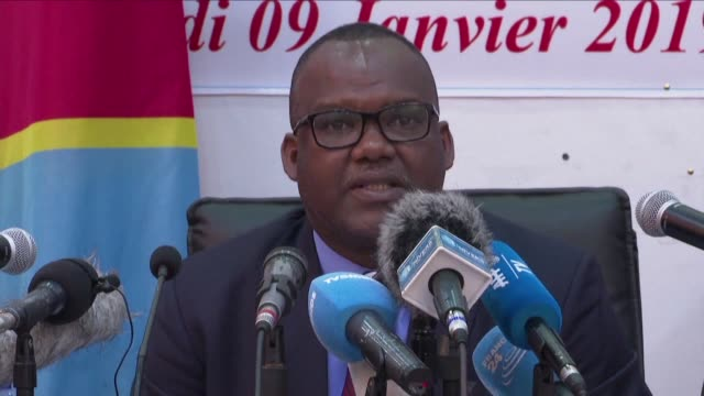 Opposition candidate Felix Tshisekedi has won the long awaited presidential poll in the Democratic Republic of Congo the electoral commission says