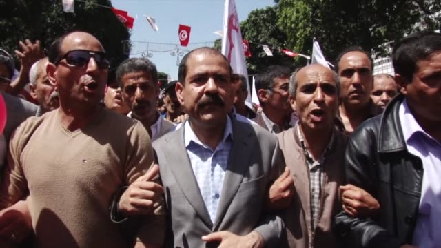 opposition leader and outspoken government critic chokri belaid was shot dead wednesday in what the tunisian premier called an act of terrorism as... - critic stock videos & royalty-free footage