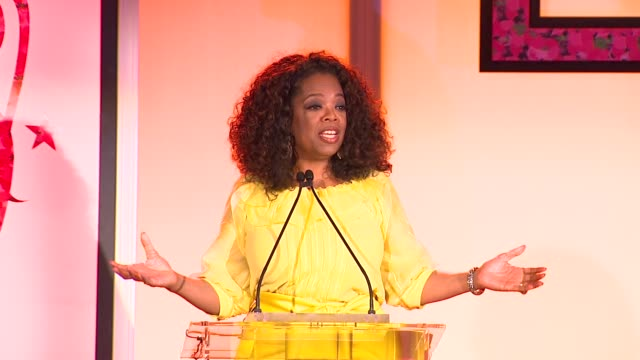 oprah winfrey at the 7th annual essence black women in hollywood luncheon at beverly hills hotel on february 27 2014 in beverly hills california - oprah winfrey stock videos & royalty-free footage