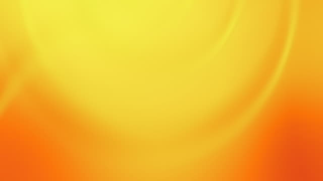orange and yellow gentle looping background - yellow stock videos & royalty-free footage