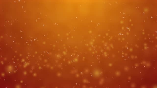 orange bokeh light backgrounds. - pollen stock videos & royalty-free footage