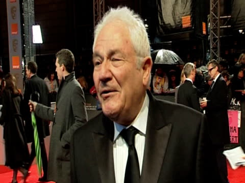 orange british academy film awards london uk - ブランド名点の映像素材/bロール