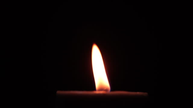 orange candle - candle stock videos and b-roll footage