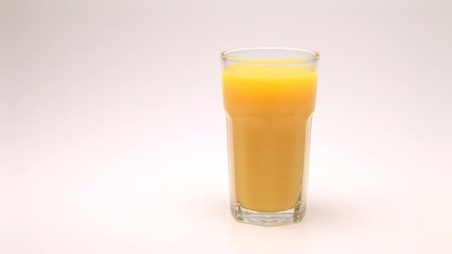 orange juice - ascorbic acid stock videos & royalty-free footage