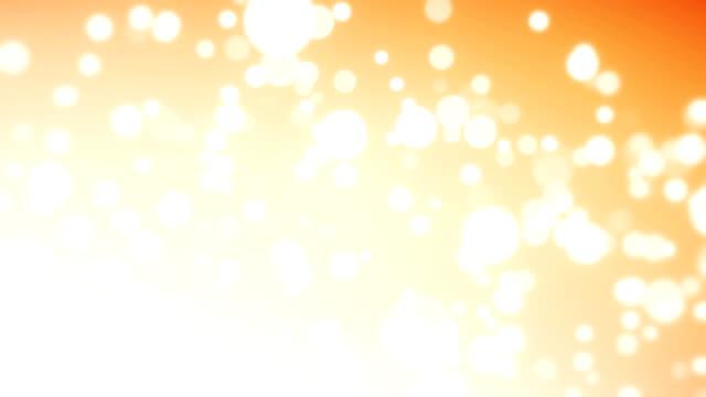 orange soft background (loopable) - orange background stock videos & royalty-free footage