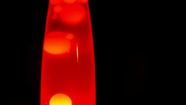 vídeos de stock e filmes b-roll de orange - lâmpada elétrica