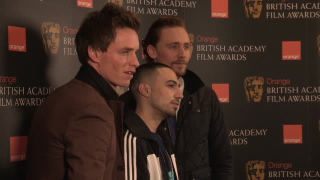 orange wednesday rising star award nominee shortlsit announcenment 2012 london uk 01/11/12 event capsule chyron orange wednesday rising star at bafta... - event capsule stock videos & royalty-free footage