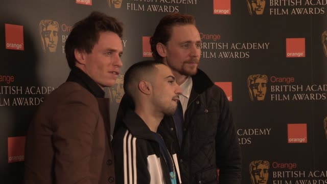 orange wednesday rising star award nominee shortlsit announcenment 2012 london uk 01/11/12 event capsule clean orange wednesday rising star at bafta... - event capsule stock videos & royalty-free footage