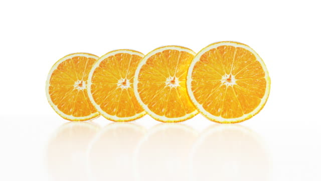 Oranges animation