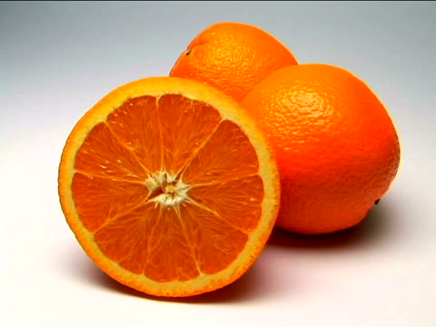 oranges - ascorbic acid stock videos & royalty-free footage