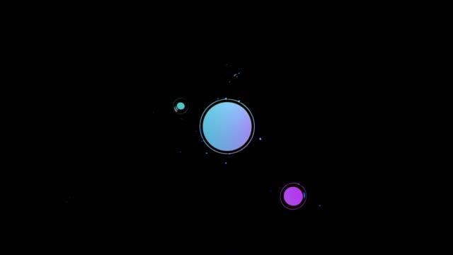 Orbiting Circles