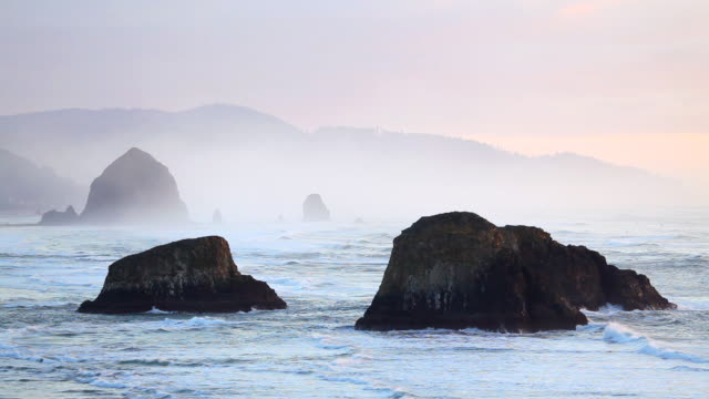hd oregon coast - oregon coast stock videos & royalty-free footage