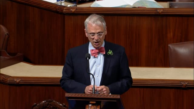 Oregon Congressman Earl Blumenauer starts from an editorial column in the Washington Post about the response by Congress to the opioid crisis that...
