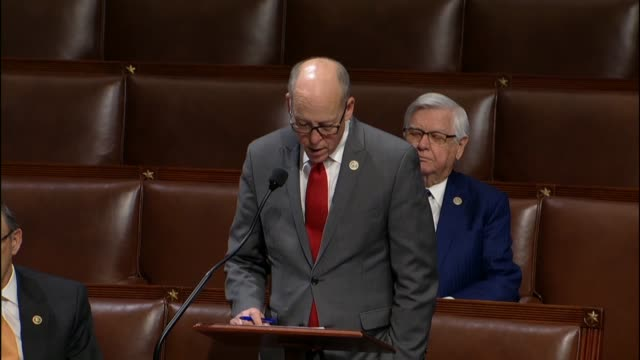 Oregon Congressman Greg Walden credits leaders for incredible and tenacious work on a temporary funding bill after the house passed all 12...