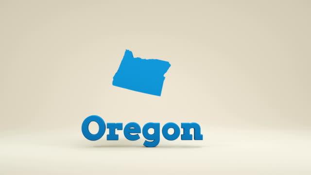 oregon from usa states - salem oregon stock videos & royalty-free footage