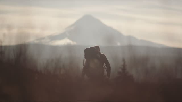 Oregon Hiker
