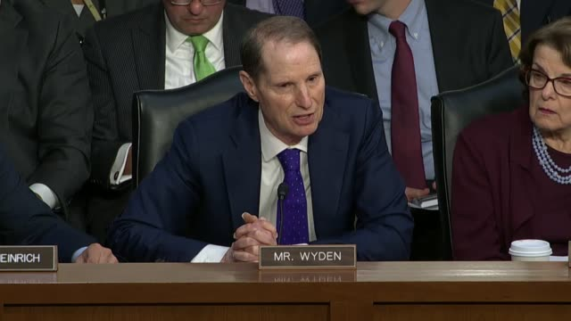 Oregon Senator Ron Wyden says that America must defend the values that made it great and aggressively confront espionage and its enemies Given the...