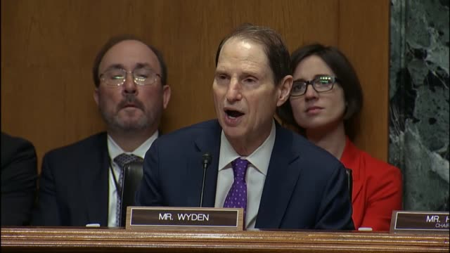 Oregon Senator Ron Wyden says that Health and Human Services nominee Tom Price has profited from stock holdings and failed to disclose the amount of...