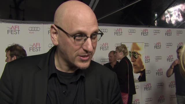 oren moverman on his collaboration with woody harrelson and ben foster on woody harrelson's character on researching the rampart scandal at the 2011... - oren moverman stock videos and b-roll footage