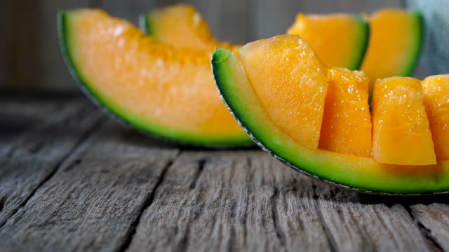 organic melon - juicy stock videos & royalty-free footage