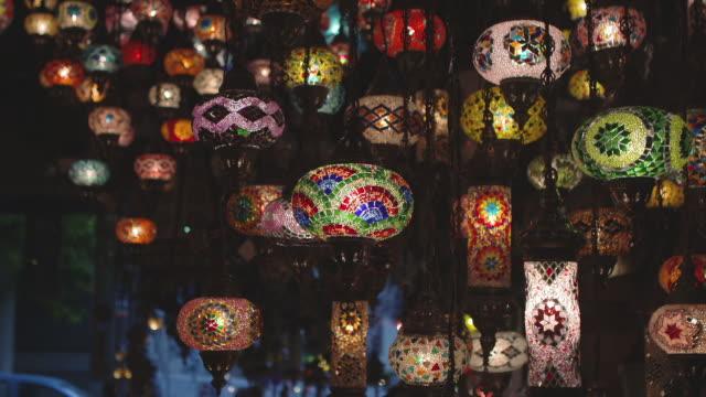 oriental lamps hanging