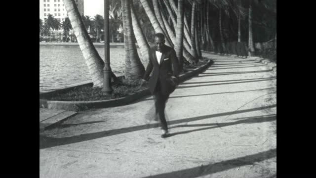 original film from the 1920's featuring dancing. - black history in the us stock videos & royalty-free footage