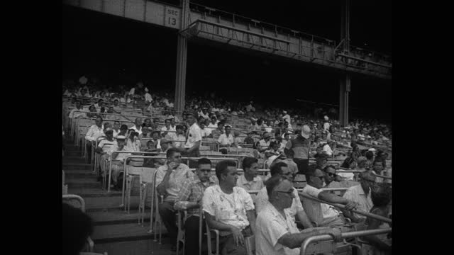 orioles visit the yankees, 1955. - mid adult stock videos & royalty-free footage