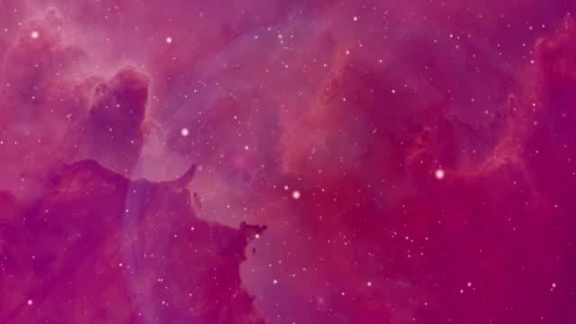 vídeos y material grabado en eventos de stock de 4k orion nebula animation - fondo espacial - astrología