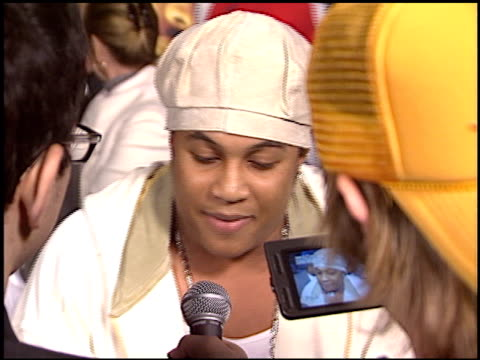 orlando brown at the 'tupac: resurrection' premiere at the cinerama dome at arclight cinemas in hollywood, california on november 4, 2003. - hollywood florida stock videos & royalty-free footage