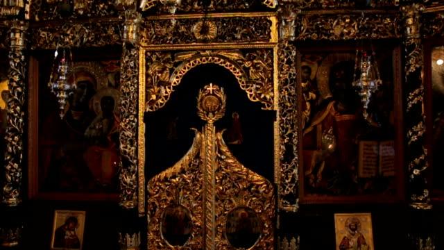 Orthodoxe Kircheninnengemeinde