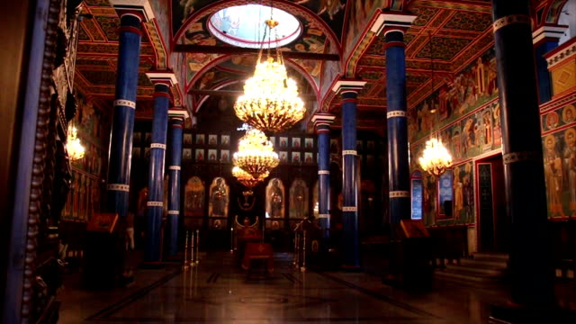 Orthodoxe Kirche innen