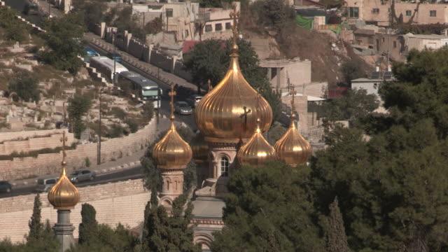Orthodox Church, Jerusalem, Israel