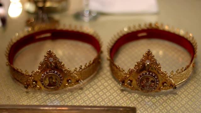 Orthodox Religious Crowns