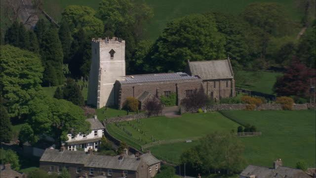 orton village - cumbria stock-videos und b-roll-filmmaterial