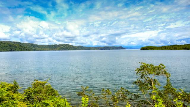 vidéos et rushes de péninsule d'osa, costa rica - corcovado