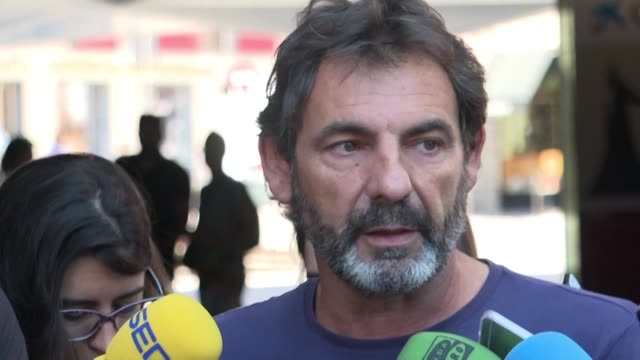Oscar Camps founder of Spanish NGO Proactiva Open Arms a Spanish charity which operates a migrant rescue boat in the Mediterranean says that a court...