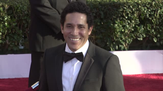 oscar nu_ez at the 15th annual screen actors guild awards part 2 at los angeles ca. - nu stock videos & royalty-free footage