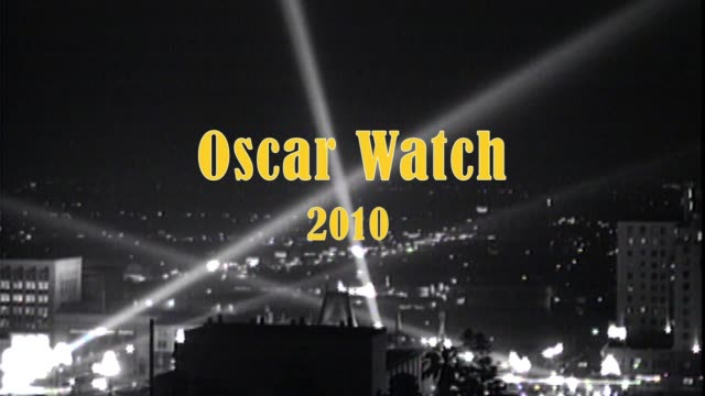Oscar Watch 2010 SPANISH VERSION