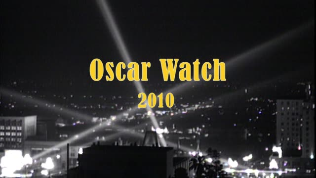 oscar watch 2010 - penélope cruz stock videos and b-roll footage