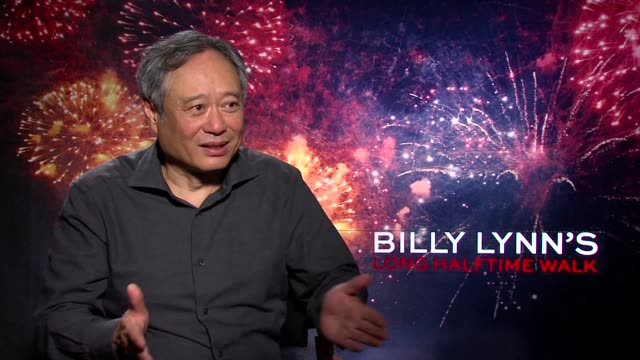 Oscar winning director Ang Lee reinvents 3D to dive into the soul of a young and heroic soldier