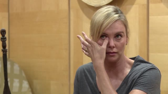 Oscarwinning actress Charlize Theron hopes to create an AIDS free generation in her home country South Africa which has one of the highest rates of...