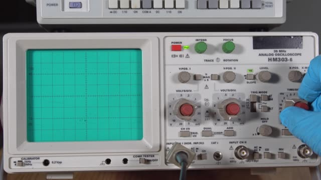 oscilloscope - high voltage stock videos & royalty-free footage