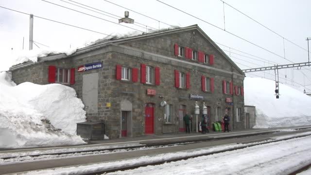 Ospizio Bernina (Rhaetian Railway station)