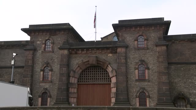 Inquest finds failures at Wandsworth Prison contributed to prisoner's death R03101504 / 3102015 ENGLAND London HM Prison Wandsworth EXT Wandsworth...