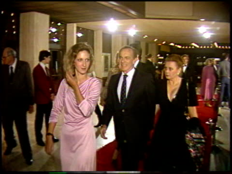 stockvideo's en b-roll-footage met othello premiere at the 'othello' premiere at century plaza in century city california on september 17 1986 - century plaza