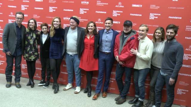 CHYRON 'Other People' Screening 2016 Sundance Film Festival at Eccles Center Theatre on January 21 2016 in Park City Utah