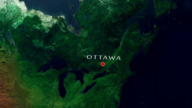ottawa 4k vergrößern - ottawa stock-videos und b-roll-filmmaterial