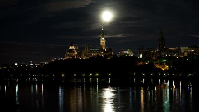 Ottawa på natten